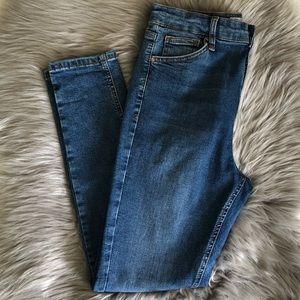 Topshop Moto Jamie Jeans Skinny High waist